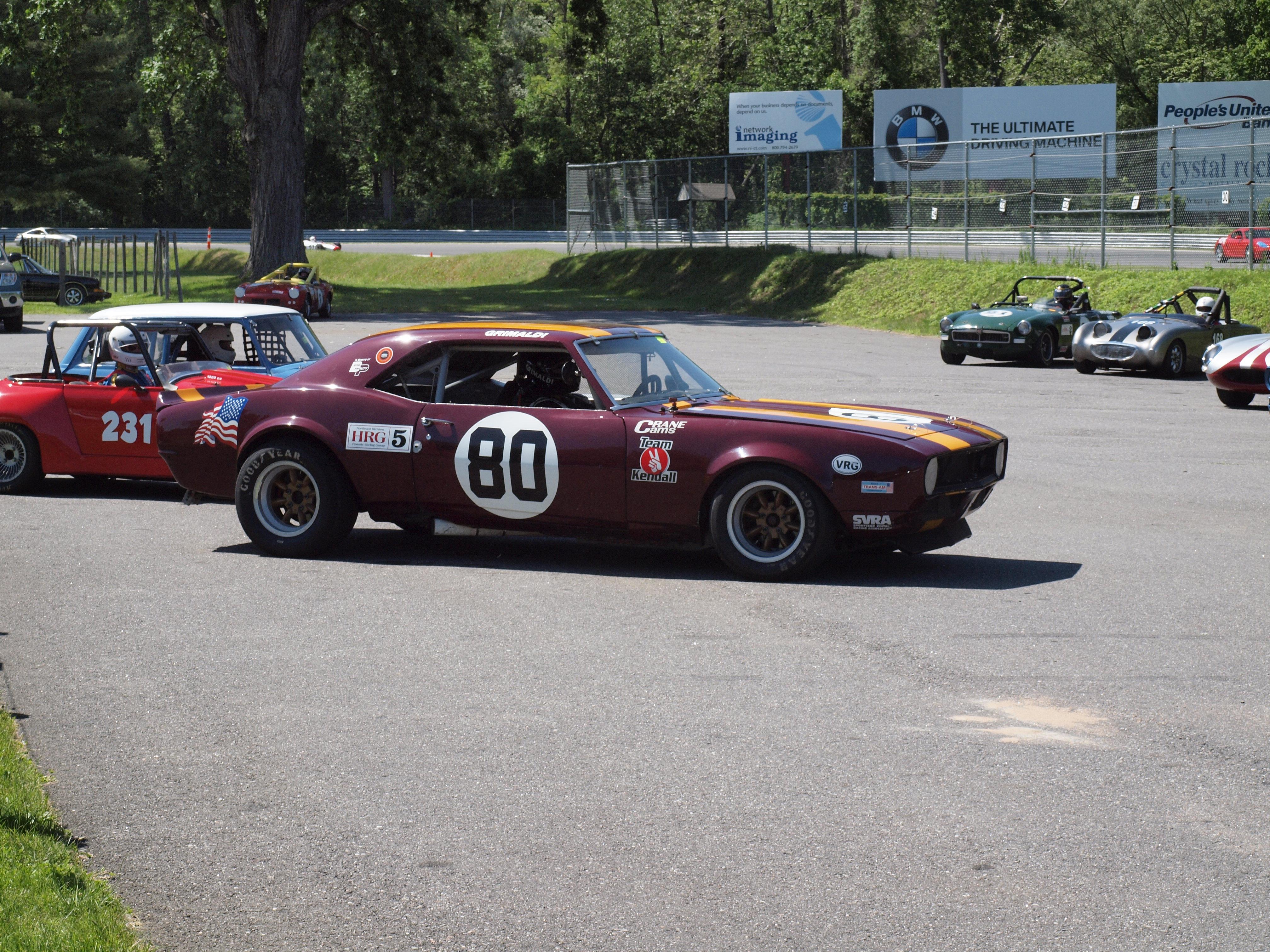 Historic Racing Group
