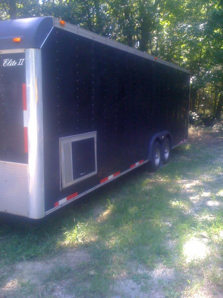 Trailer - Left Side view